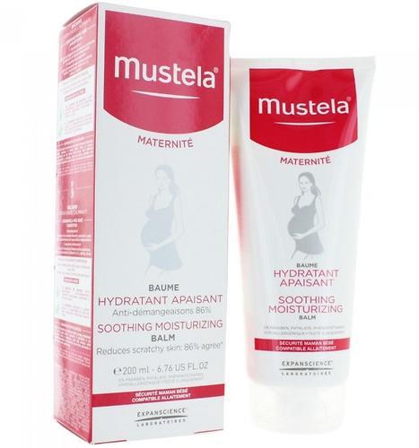 Бальзам Mustela увлажняющий с успокаивающим эффектом 200 мл (4)