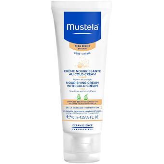Кольд-крем Mustela для детей 40 мл - Minim