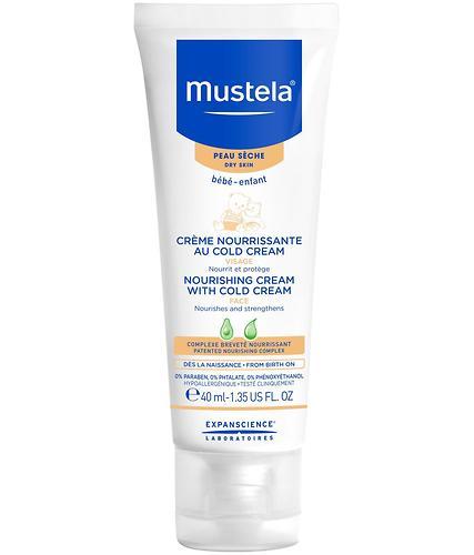 Кольд-крем Mustela для детей 40 мл (1)