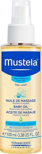 Массажное масло Mustela 110мл (1)