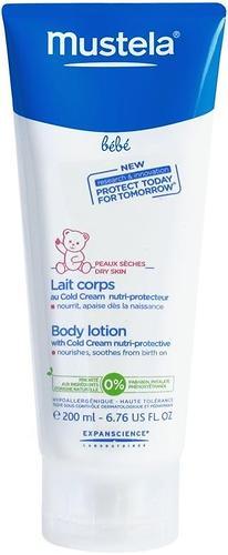 Уценка! Лосьон для тела Mustela защитный с колд кремом для детей 200 мл (1)