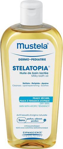 Масло Mustela Stelatopia для ванны 200 мл (1)