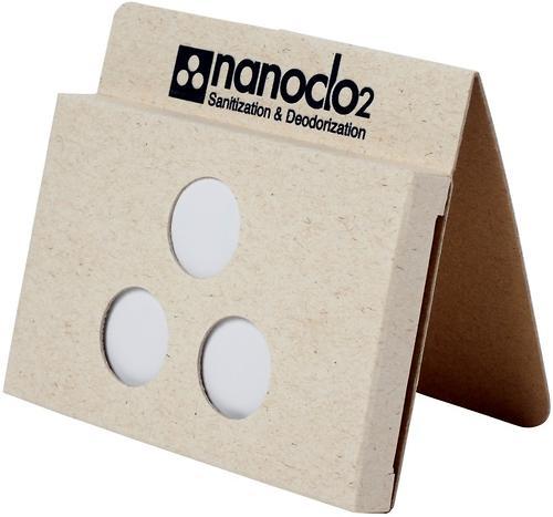 Блокатор вирусов для помещений NANOCLO2 контейнер с крючком (5)