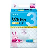 Подгузники Whito 3 часа NB 0-5 кг 74 шт