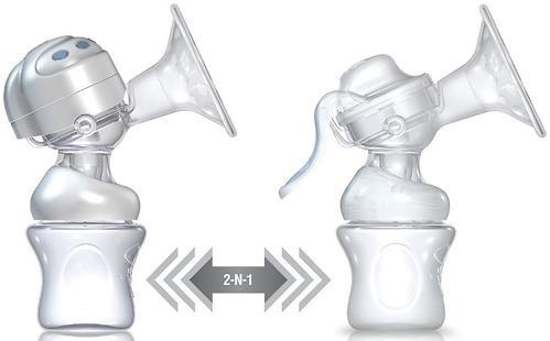 Адаптер для ручного молокоотсоса NT 72035 (6)