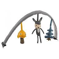 Дуга с игрушками Nuna для шезлонга Leaf двусторонняя Reversible