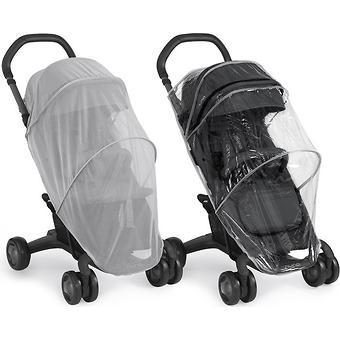 Москитка и дождевик Nuna для колясок Pepp Luxx - Minim