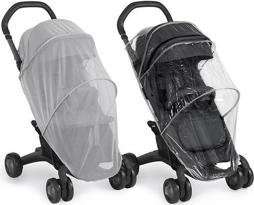 Москитка и дождевик Nuna для колясок Pepp Luxx (1)