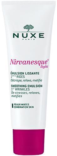 Эмульсия Nuxe Nirvanesque Light Легкая для комбинированной кожи возраст 25+ 50мл (1)