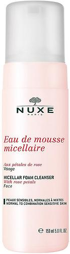 Пена мицеллярная для умывания Nuxe Rose Petals 150мл (1)