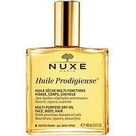 Масло сухое Nuxe Huile Prodigieuse 100мл