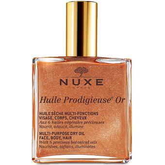 Масло сухое Золото Nuxe Huile Prodigieuse OR 50 мл - Minim