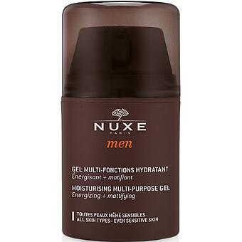Крем-гель для мужчин Nuxe MEN увлажняющий 50мл - Minim