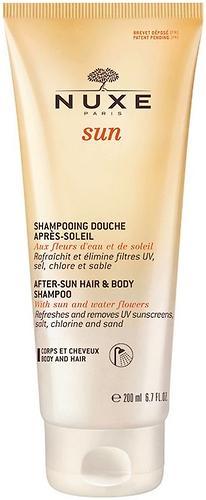 Гель-душ Nuxe Sun для волос и тела 200 мл (1)