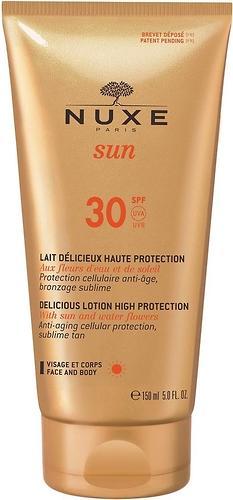Лосьон солнцезащитный Nuxe Sun для лица и тела SPF30 150 мл (1)
