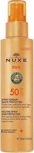 Спрей солнцезащитный Nuxe Sun для лица и тела SPF50 150 мл (1)
