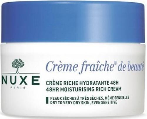 Крем Nuxe Creme Fraiche для сухой и очень сухой кожи 48-Ч действия 50 мл (1)