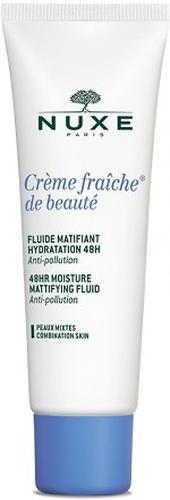 Флюид Nuxe Creme Fraiche для комбинированной кожи 48-Ч действия 50мл (1)