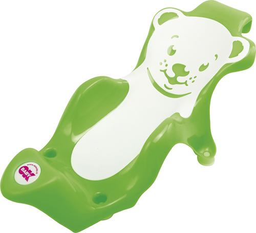 Горка для купания Buddy Ok Baby Зеленая (3)