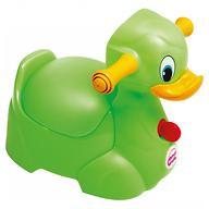 Горшок Ok Baby Quack салатовый 44