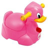 Горшок Ok Baby Quack розовый 66