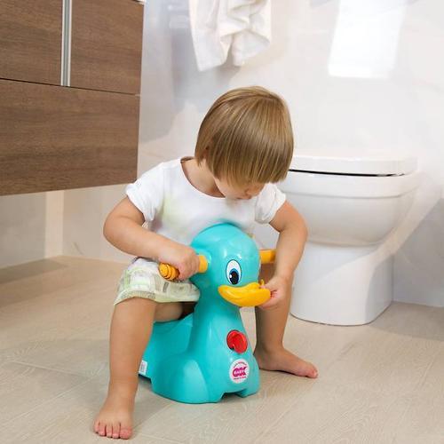 Горшок Ok Baby Quack розовый 66 (6)