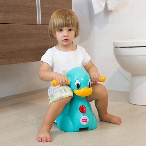 Горшок Ok Baby Quack розовый 66 (5)
