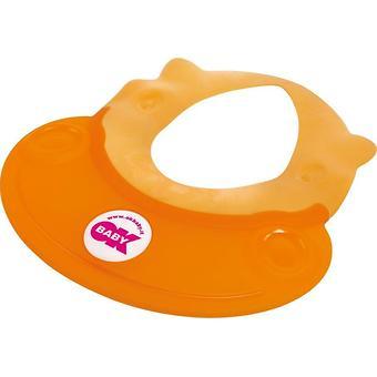 Козырек для купания OK Baby Hippo оранжевый - Minim