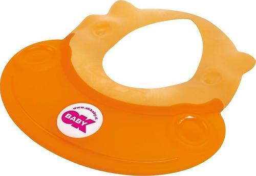 Козырек для купания OK Baby Hippo оранжевый (4)