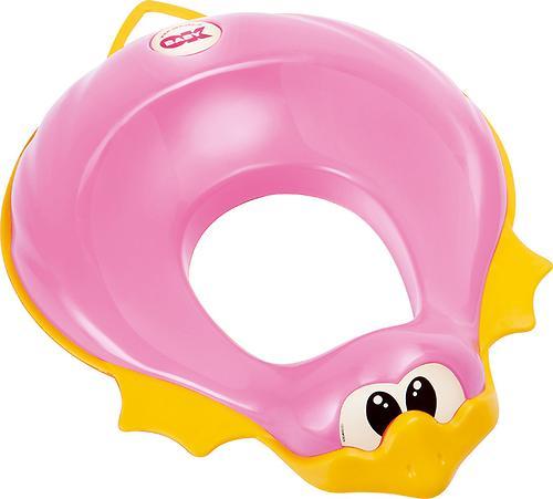 Адаптер на унитаз Ducka Ok Baby Розовое 66 (1)
