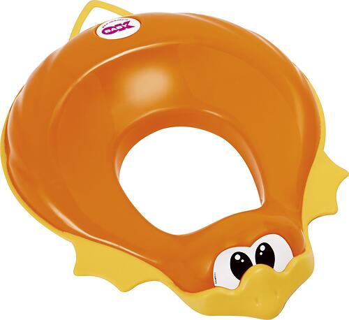 Адаптер на унитаз Ducka Ok Baby Оранжевый (1)