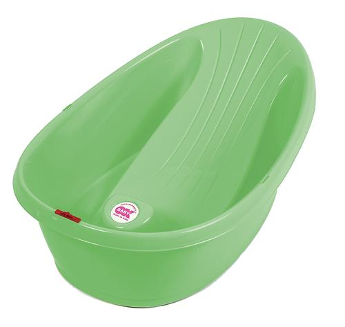 Ванночка Ok Baby Onda Baby Зеленая (3)