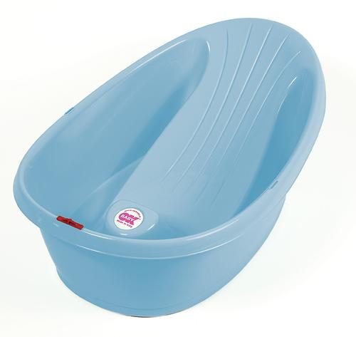 Ванночка Ok Baby Onda Baby Голубая (3)