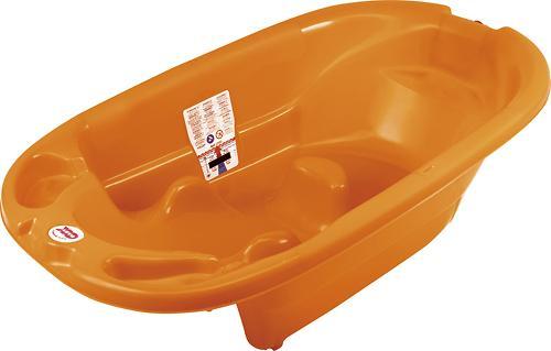 Ванночка Onda Ok Baby Оранжевая (3)