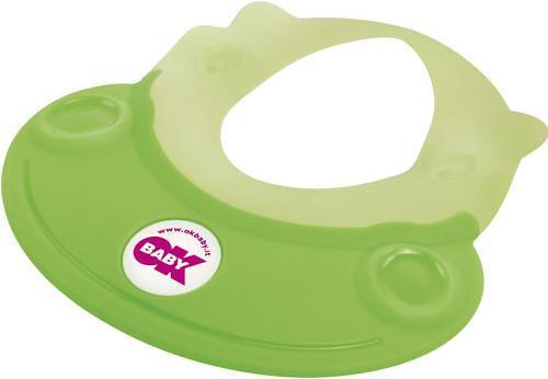 Козырек для купания OK Baby Hippo зеленый (4)