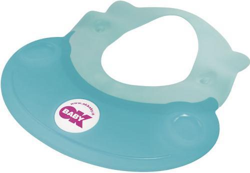 Козырек для купания OK Baby Hippo бирюзовый (3)