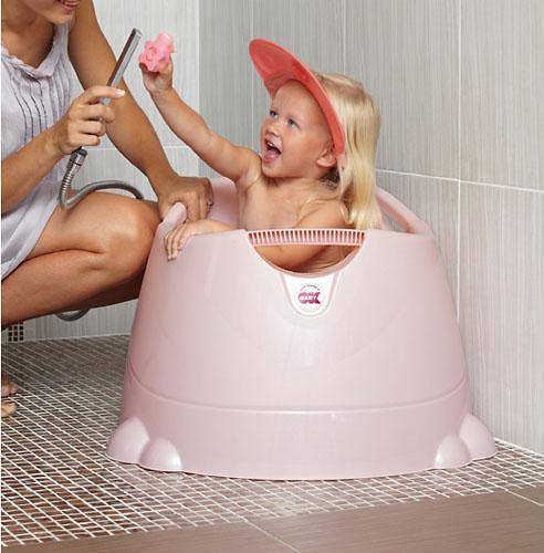 Козырек для купания OK Baby Hippo зеленый (6)