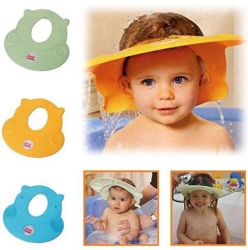 Козырек для купания OK Baby Hippo оранжевый (6)