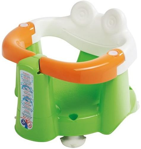 Сиденье в ванну Ok Baby Crab Зеленое (1)