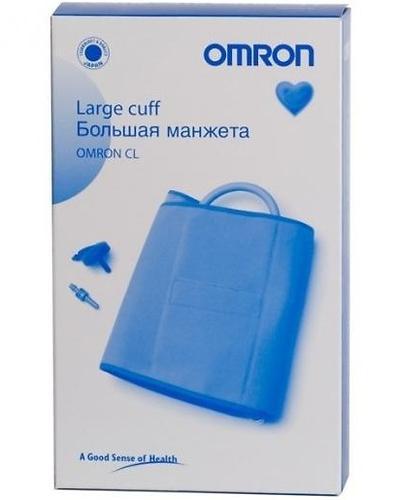 Манжета Omron большая для автоматических и полуавтоматических тонометров (32-42 см) (6)
