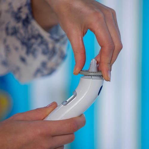 Колпачки Omron запасные для термометров Gentle temp 520, 521 40 шт (4)