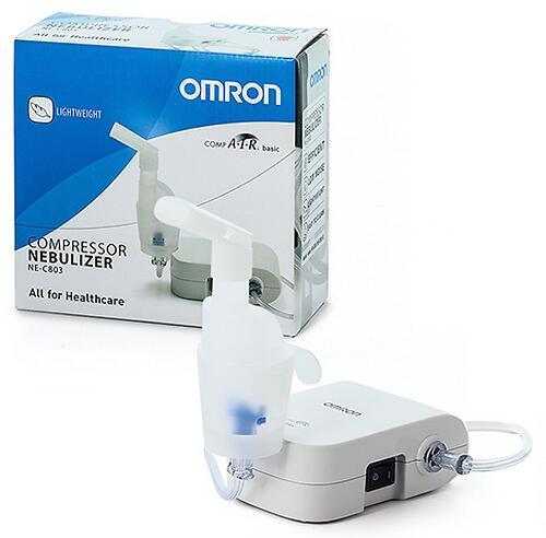 Небулайзер Omron компрессорный NE-C803 (7)