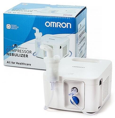 Небулайзер Omron компрессорный NE-C900 PRO (7)