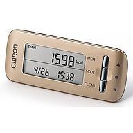 Шагомер Omron CaloriScan HJA-306 Gold