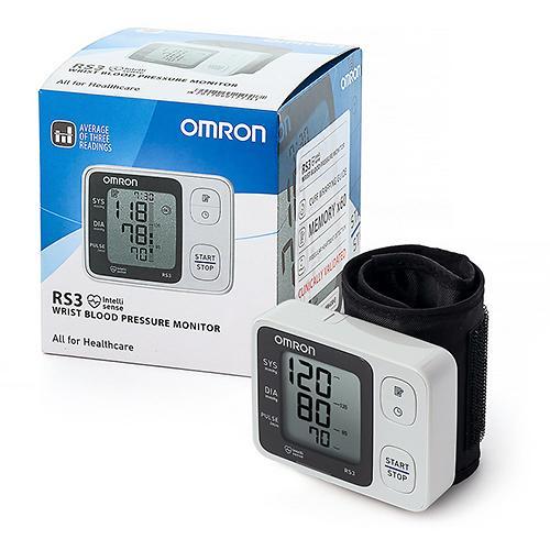 Тонометр Omron RS3 автоматический на запястье (8)