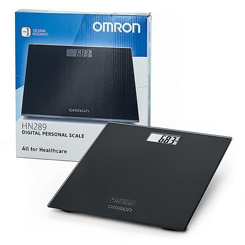 Весы Omron NH289 Black (6)