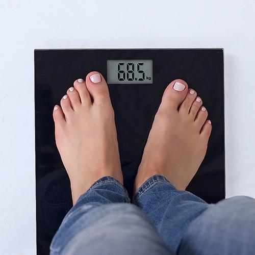 Весы Omron NH289 Black (8)