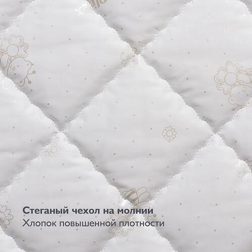 Матрас детский Plitex Flex Cotton Oval (5)