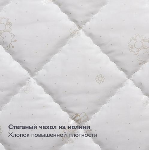 Матрац детский Plitex Flex Cotton Oval ФК-01/4 (7)