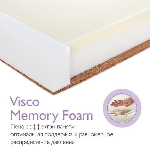 Матрац детский Plitex Memory Flex ММФ-119-01 (9)